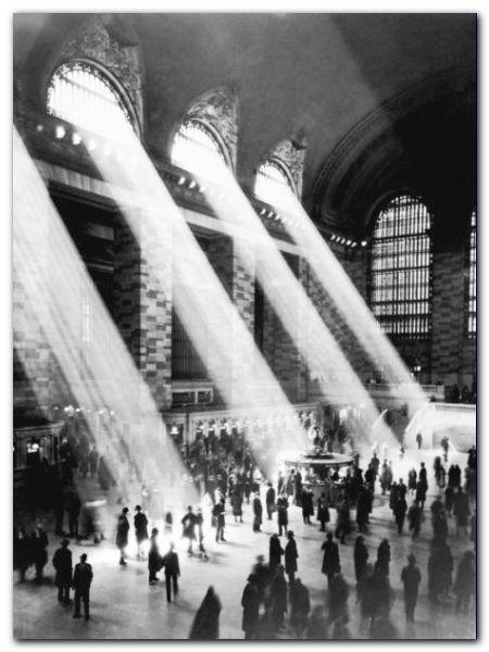 Grand Central Station plakat obraz 60x80cm (1)