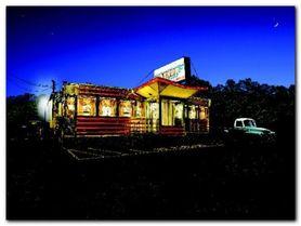 Route 22 Diner plakat obraz 80x60cm