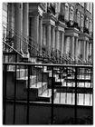 Terraced Houses London plakat obraz 60x80cm (1)