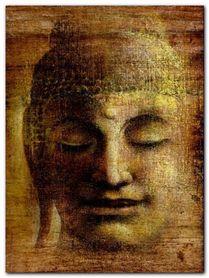 Meditation plakat obraz 60x80cm