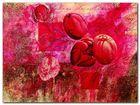 Fleurs D Automne II plakat obraz 80x60cm (1)