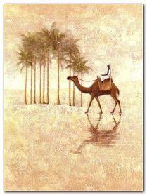 Timbouktou I plakat obraz 60x80cm