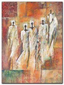 Sahara I plakat obraz 60x80cm