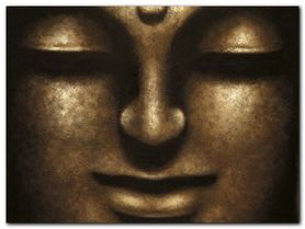 Buddha (Bodhisattva) plakat obraz 80x60cm
