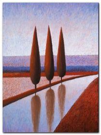 Reflections III plakat obraz 60x80cm
