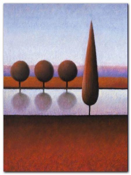 Reflections IV plakat obraz 60x80cm (1)