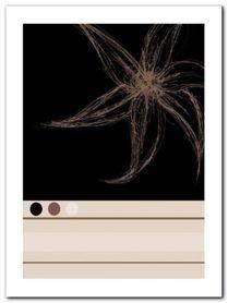Whisper plakat obraz 60x80cm