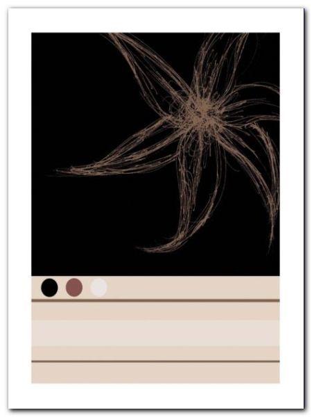 Whisper plakat obraz 60x80cm (1)