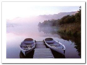 The Mists Of Time plakat obraz 80x60cm