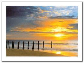 Far Horizon II plakat obraz 80x60cm