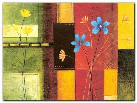 Simple Pleasures II plakat obraz 80x60cm (1)