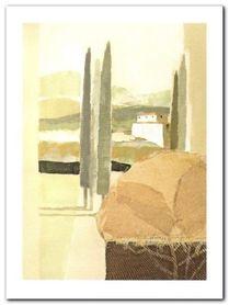 Val Di Maina I plakat obraz 60x80cm