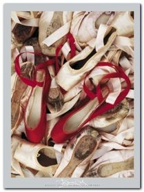 Satin Shoes plakat obraz 60x80cm