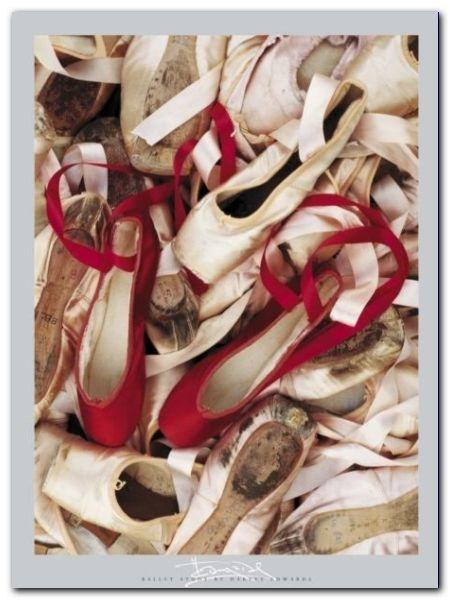 Satin Shoes plakat obraz 60x80cm (1)