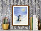 Little Penguin plakat obraz 24x30cm (3)