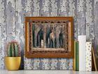 Elephants plakat obraz 30x24cm (3)