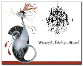 Wonderful Fabulous plakat obraz 30x24cm