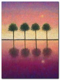 Reflections I plakat obraz 60x80cm