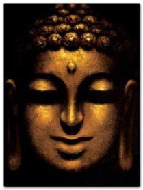 Mahayana Buddha plakat obraz 60x80cm