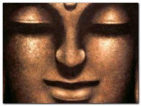 Bodhisattva Buddha plakat obraz 80x60cm