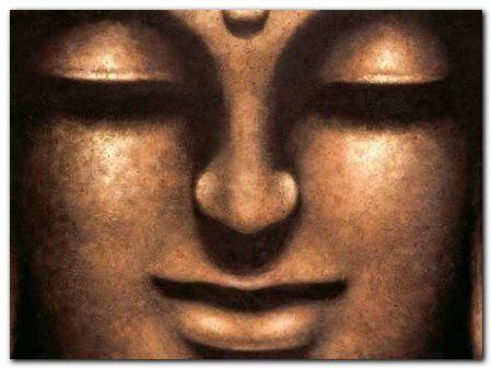 Bodhisattva Buddha plakat obraz 80x60cm (1)