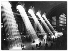 Grand Central Station plakat obraz 80x60cm