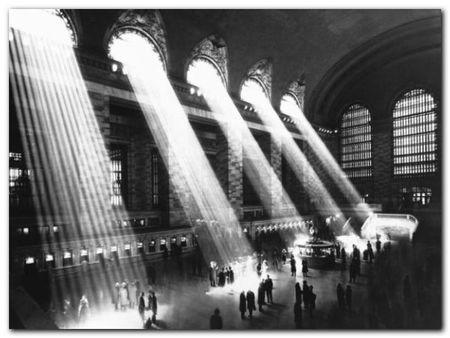 Grand Central Station plakat obraz 80x60cm (1)