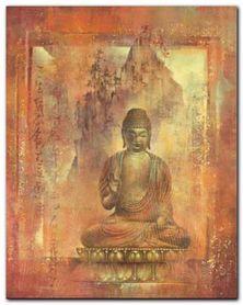 Contemplation II plakat obraz 40x50cm