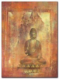 Contemplation II plakat obraz 60x80cm