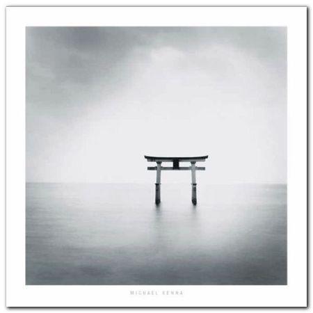 Torii Miya-Jima plakat obraz 70x70cm (1)