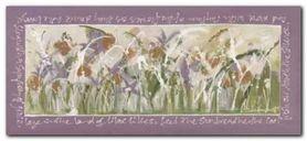 Symphony Of Grace plakat obraz 50x23cm