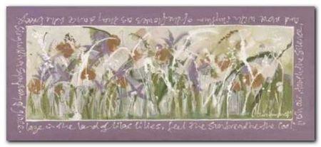 Symphony Of Grace plakat obraz 50x23cm (1)