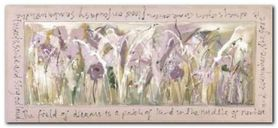 Fields Of Dreams plakat obraz 50x23cm