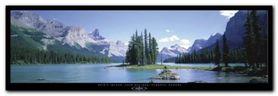 Spirit Island plakat obraz 95x33cm