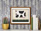 Spotted Cow plakat obraz 50x40cm (3)