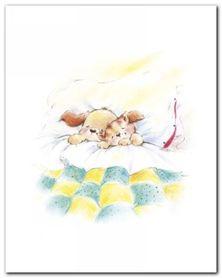 Sweet Dreams III plakat obraz 40x50cm
