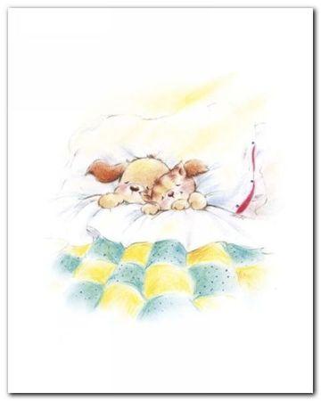 Sweet Dreams III plakat obraz 40x50cm (1)