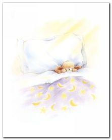 Sweet Dreams IV plakat obraz 40x50cm
