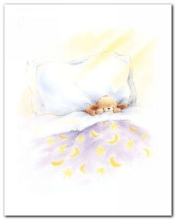 Sweet Dreams IV plakat obraz 40x50cm (1)