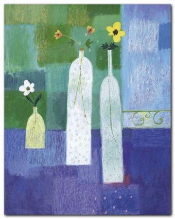 Floral Study plakat obraz 40x50cm (1)