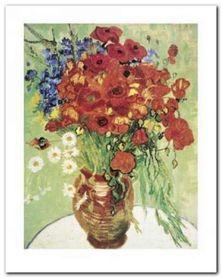 Marguerites plakat obraz 40x50cm