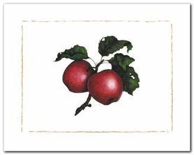 Jonalicious Apple plakat obraz 50x40cm