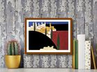 San Gimignano plakat obraz 40x30cm (3)