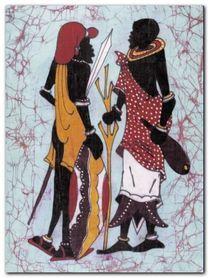 Lobatse II plakat obraz 30x40cm