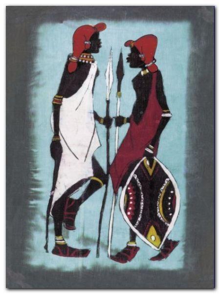 Lobatse IV plakat obraz 30x40cm (1)
