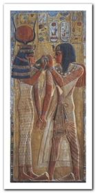 Valley Of The Kings plakat obraz 50x100cm