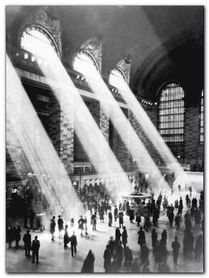 Grand Central Station plakat obraz 90x120cm