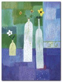 Floral Study plakat obraz 60x80cm