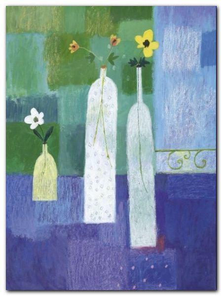 Floral Study plakat obraz 60x80cm (1)