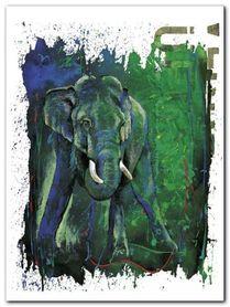 Born To Run plakat obraz 60x80cm